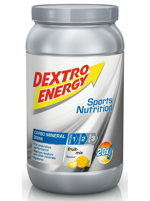 Dextro Energy Carbo Mineral Drink Dose Fruit Mix 1120g
